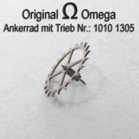 Omega Uhrenersatzteil - Ankerrad Part Nr. 1305 Cal. 1010 1011 1012 1020 1021 1022 1030 1035