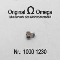 Omega Uhrenersatzteil – Minutenrohr des Kleinbodenrades  Part Nr. 1230 Cal. 1000 1001 1002 1010 1011 1012 1020 1021 1022 1030 1035