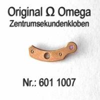 Omega Uhrenersatzteil - Zentrumsekundenkloben Part Nr. 1007 Cal. 601
