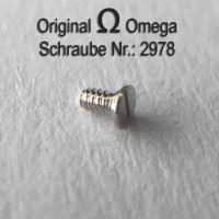 Omega Schraube Part Nr. Omega 2978