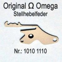 Omega Stellhebelfeder Part Nr. Omega 1110 Cal. 1010 1011 1012 1020 1021 1022 1030