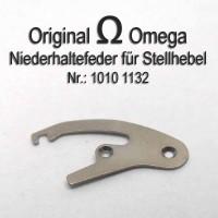 Omega Niederhaltefeder für Stellhebel (Winkelhebel) Part Nr. Omega 1132 Cal. 1010 1011 1012 1020 1021 1022 1030