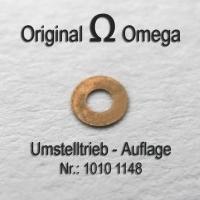Omega Umstelltrieb Auflage  Part Nr. Omega 1010-1148 Cal. 1010 1011 1012 1020 1021 1022 1030 1035
