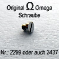 Omega Schraube Part Nr. Omega 2299