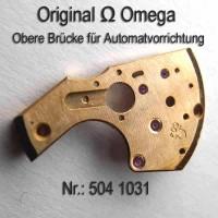 Omega Obere Brücke für Automatvorrichtung Part Nr. Omega 1031 Cal. 504