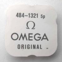 Omega Unruhwelle NOS - Part Nr. Omega 1321 Cal. 484