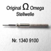 Omega Stellwelle Part Nr. Omega 9100 Cal. 1340 1342 1343 1345 1346