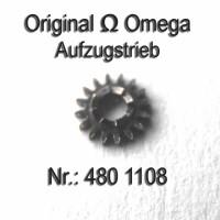 Omega  Aufzugstrieb Part Nr. Omega 1108 Cal. 480 481 482 483 485