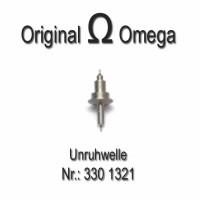 Omega Unruhwelle NOS - Part Nr. Omega 1321 Cal. 330 331 332 333 340 341 342 343 344 350 351 352 353 354 355 30.10 30.10T1 28.10RA PC ...