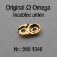 Omega Incabloc unten Part Nr. Omega 1346 Cal. 550 551 552 560 561 562