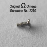 Omega Schraube Part Nr. Omega 2270