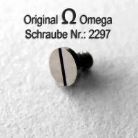 Omega Schraube Part Nr. Omega 2297