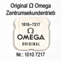 Omega Zentrumsekundentrieb H1 mit Ring Part Nr. Omega 7217 Cal. 1010 1011 1012 1030 1035