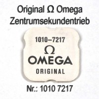 Omega Zentrumsekundentrieb H1 mit Ring Part Nr. Omega 1010-7217 Cal. 1010 1011 1012 1030 1035