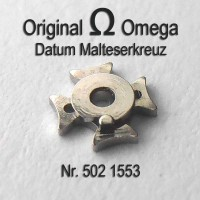 Omega Datum Malteserkreuz Part Nr. Omega 502-1553 Cal. 502 503 504