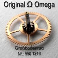 Omega Grossbodenrad Part Nr. Omega 550-1216 Cal. 550 551 552 560 561 562 563 564 565 600 601 602 610 611 613