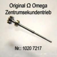 Omega Zentrumsekundentrieb H1 mit Ring Part Nr. Omega 7217 Cal. 1020 1021 1022