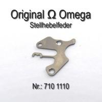 Omega Stellhebelfeder Part Nr. Omega 710-1110 Cal. 710 711 712 715