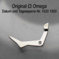 Omega Datum und Tagessperre Part Nr. Omega 1020-1503 Cal. 1020 1021 1022