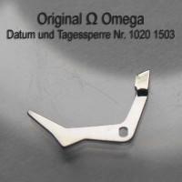Omega Datum und Tagessperre Part Nr. Omega 1503 Cal. 1020 1021 1022