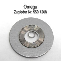 Omega Zugfeder NEU Part Nr. Omega 550-1208 Cal. 550 551 552 560 561 562 563 564 565 750 751 752