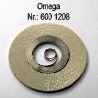 Omega Zugfeder NEU Part Nr. Omega 600-1208 Cal. 600 601 602 610 611 613