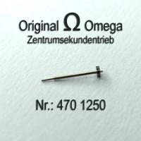 Omega Zentrumsekundentrieb Part Nr. Omega 470-1250 Cal. 470 471 500 501 505