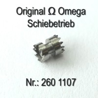 Omega Schiebetrieb Part Nr. Omega 260-1107 Cal. 260 261 262 265 266 267 268 269 280 283 284 285 286 30 30SCT2 30T1 30T2 30T3