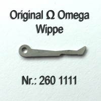Omega Wippe Part Nr. Omega 260-1111 Cal. 260 261 262 265 266 267 268 269 280 283 284 285 286 30 30SCT2 30T1 30T2 30T3