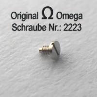 Omega Schraube 2223 Part Nr. Omega 2223