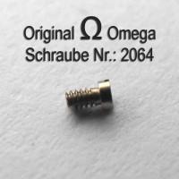 Omega Schraube 2064 für Sperrad Part Nr. Omega 2064