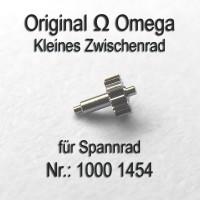 Omega Kleines Zwischenrad für Sperrad Part Nr. Omega 1000-1454 Cal. 1000 1001 1002
