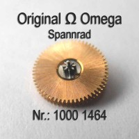 Omega Spannrad Part Nr. Omega 1000-1464 Cal. 1000 1001 1002