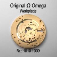 Omega Werkplatte Werkplatine Par Nr. Omega 1010-1000 Cal. 1010 1011 1012 1020 1021 1022 1030 1035