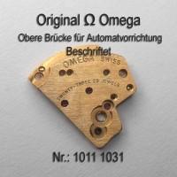 Omega Obere Brücke für Automatvorrichtung Part Nr. Omega 1011-1031 Cal. 1011 1012 1021 1022