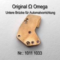 Omega Untere Brücke für Automatvorrichtung Part Nr. Omega 1011-1031 Cal. 1011 1012 1021 1022