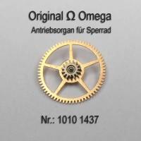 Omega Antriebsrad für Sperrad Part Nr. Omega 1010-1437 Cal. 1010 1011 1012 1020 1021 1022