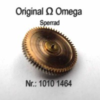 Omega Spannrad Part Nr. Omega 1010-1464 Cal. 1010 1011 1012 1020 1021 1022