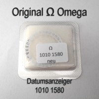 NEUWARE! Omega Datumanzeiger (Datumsscheibe - Datumsring) Part Nr. Omega 1010-1580 Cal. 1010 1011 1012 1030  NR.01
