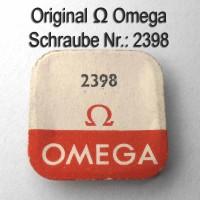 Omega Schraube für Räderwerkbrücke Nr. Omega 2398