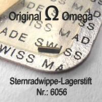Omega Sternradwippe - Lagerstift Part Nr. Omega 6056