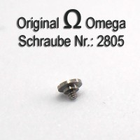 OMEGA 2805 Schraube für Sperrklinkenfeder - Part Nr.:  2805