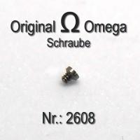 Omega Schraube 2608 Part Nr. Omega 2608