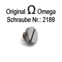 Omega Schraube 2189 Part Nr. Omega 2189
