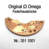 Omega Federhausbrücke Part Nr. Omega 351-1001 Cal. 351