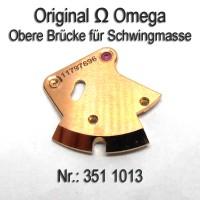 Omega Obere Brücke für Schwingmasse für Hammerautomatik Part Nr. Omega 351-1013 Cal. 351 353 354 355
