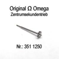 Omega Zentrumsekundentrieb für Hammerautomatik Part Nr. Omega 351-1250 Cal. 351 352 354