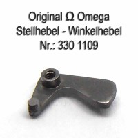 Omega Stellhebel - Omega Winkelhebel Part Nr. Omega 330-1109 Cal. 330 331 332 333 340 341 342 343 344 350 351 352 353 354 355