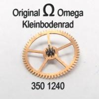Omega Kleinbodenrad Part Nr. Omega 350-1240 Cal. 350 351 352 353 354 355