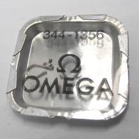 Omega Rücker- Regulierfeder Schwanenhals Part Nr. Omega 344-1356 Cal. 344 354 355